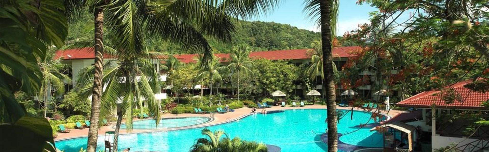 Pobyt u moře -  Langkawi - Holiday Villa Beach Resort - Holiday Villa Beach Resort