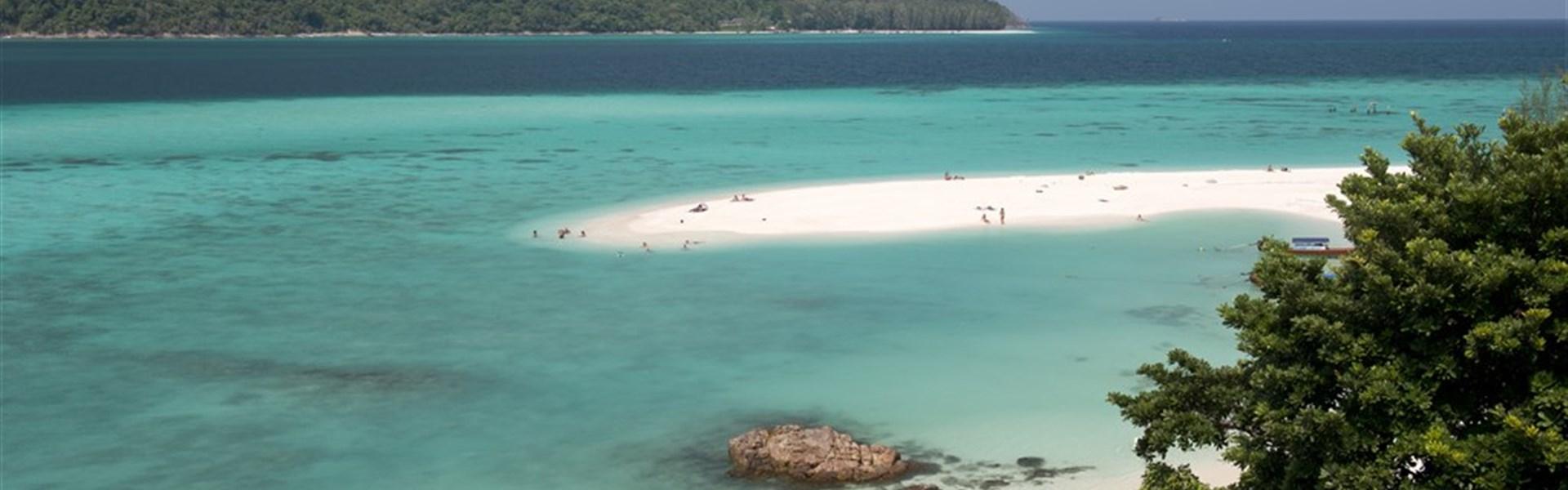 Poznávací zájezd: ostrovy Thajska a Malajsie -