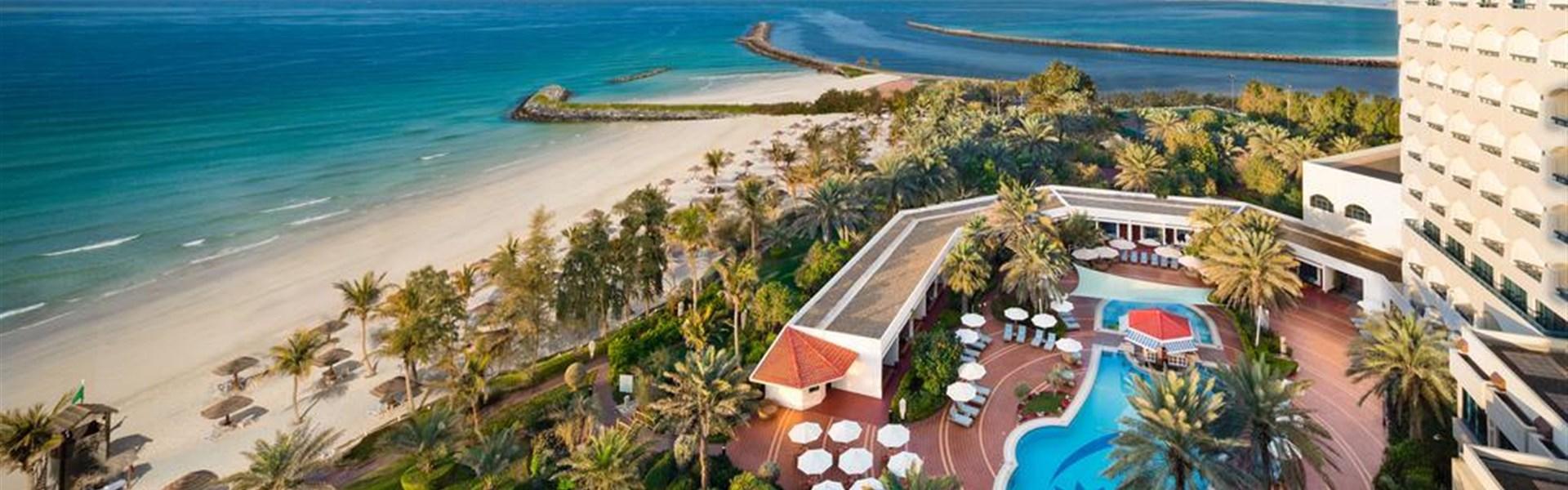 Pobyt u moře v Emirátech - Ajman Hotel (5*) -