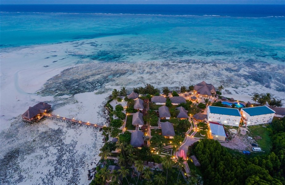 Dovolená u moře - Reef and Beach Resort  (3*) - All inclusive