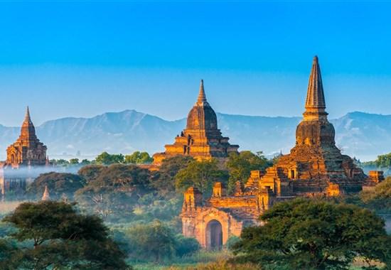 Poznávací zájezd - Severní Thajsko - Barma - Bangkok - Barma (Myanmar) -