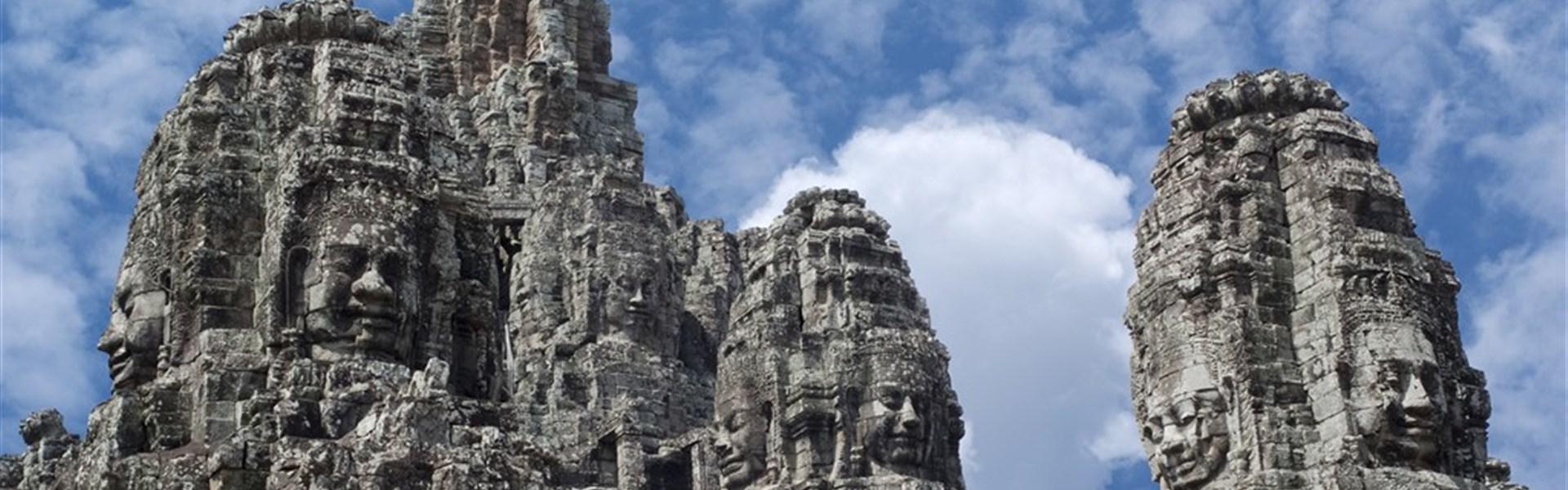 Prodloužení zájezdu do Thajska o Angkor (3 noci) -