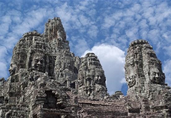 Prodloužení zájezdu do Thajska o Angkor (3 noci) - Asie