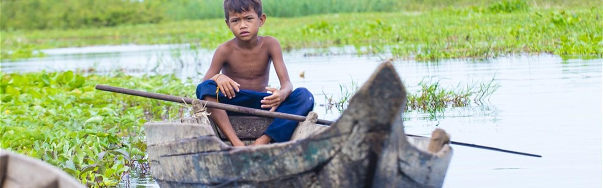 Prodloužení zájezdu do Vietnamu o Angkor (3 noci) -