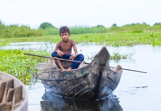 Prodloužení zájezdu do Vietnamu o Angkor (3 noci) - Kambodža -