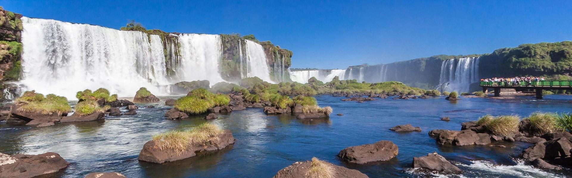 Poznávací zájezd - Brazílie s vůní vody -