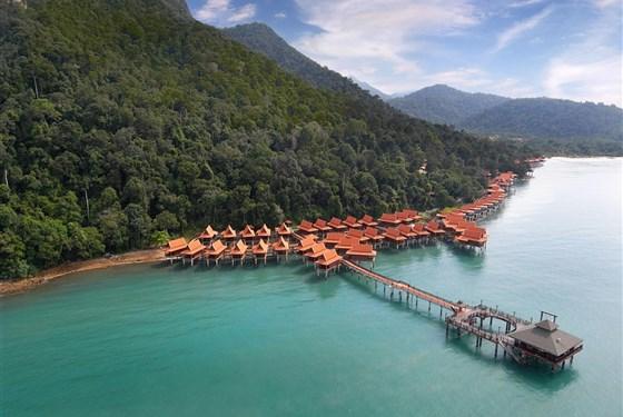 Marco Polo - Berjaya Langkawi resort -