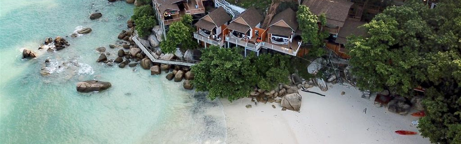 Marco Polo - Koh Lipe - Chareena Hill Beach Resort -