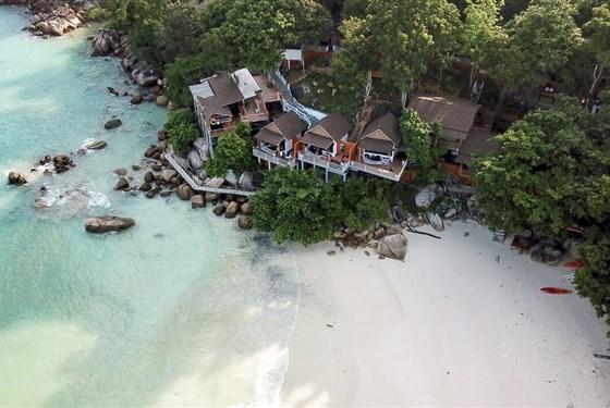 Marco Polo - Koh Lipe - Chareena Hill Beach Resort -