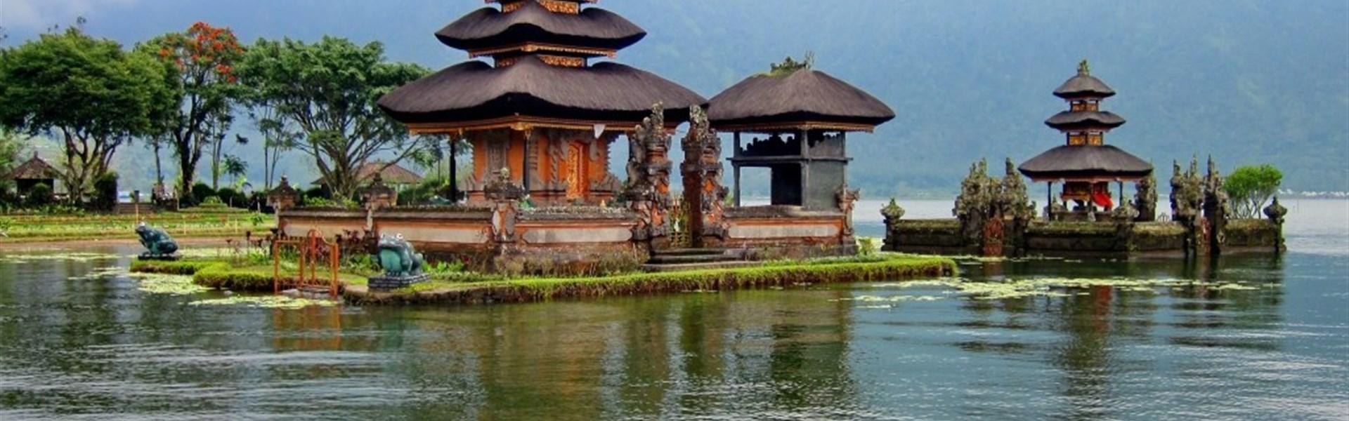 To nejlepší z Bali a Jávy -