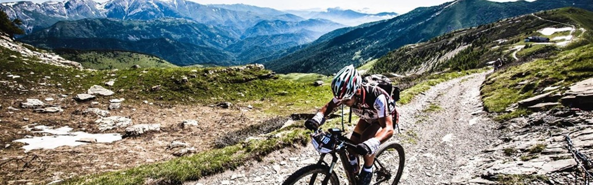 Víc než jen závod - Alta via stage race -