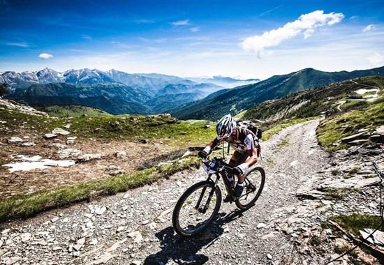 Víc než jen závod - Alta via stage race - Itálie