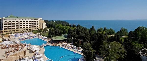 Bulharsko - Sol Nessebar Palace