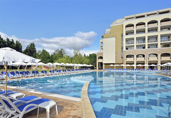 Sol Nessebar Bay and Mare (4*) All inclusive - Bulharsko -