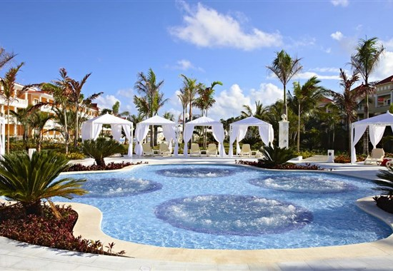 Bahia Principe Grand Aquamarine (5*) Adults only - Dominikánská republika -