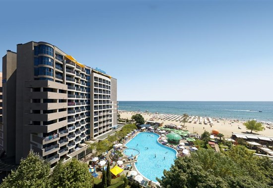 Bellevue Beach (4*) All inclusive - Bulharsko -