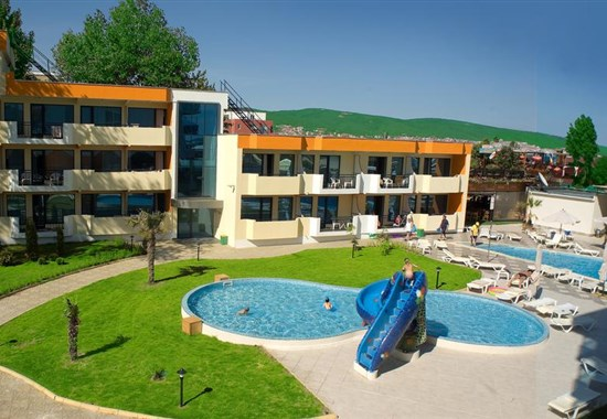 Glarus (3*) All inclusive - Bulharsko -