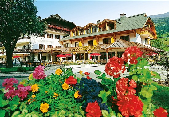 Ferienpark Putz - Sportberg Goldeck (Millstätter See a Drautal) -