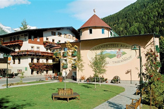 Marco Polo - Ferienhotel Alber -