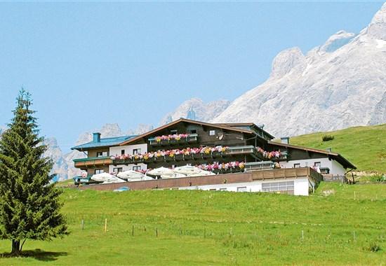 Almhotel Kopphütte - Salcbursko -