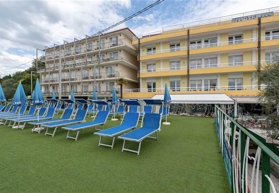 Hotel Internazionale - Itálie -