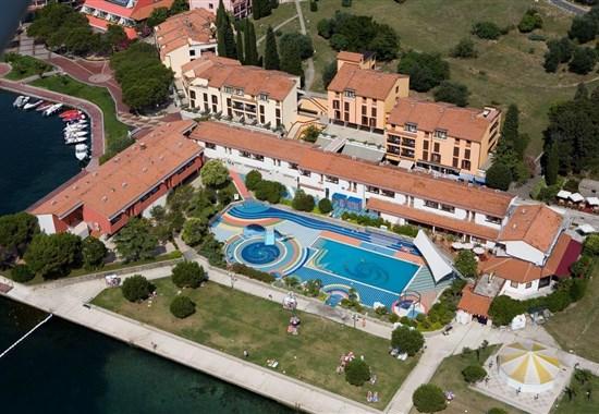 Hotel Vile Park - Slovinsko -