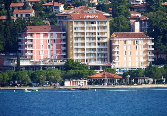 Life Class Hotel Riviera - Slovinsko -