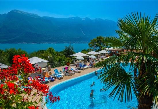 Camping Garda - Itálie -