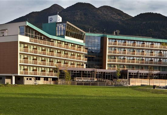 Bohinj Eco Hotel - Julské Alpy -