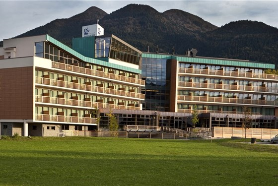 Marco Polo - Bohinj Eco Hotel -