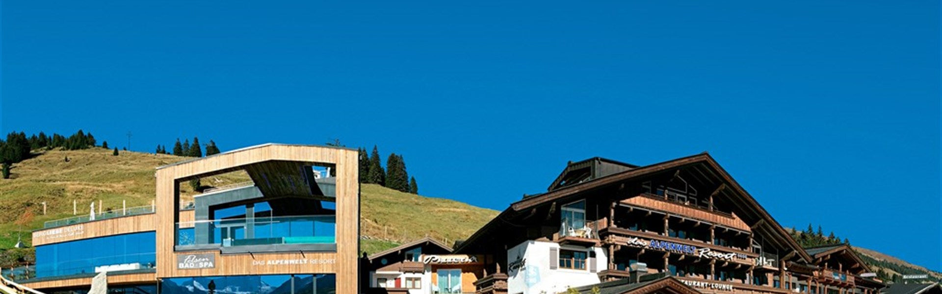 Das Alpenwelt Resort Lifestyle Family Spa -