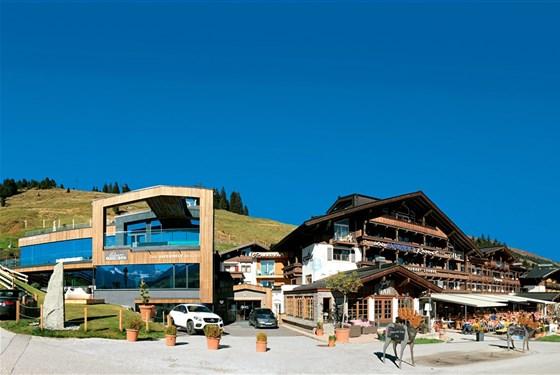 Marco Polo - Das Alpenwelt Resort Lifestyle Family Spa -