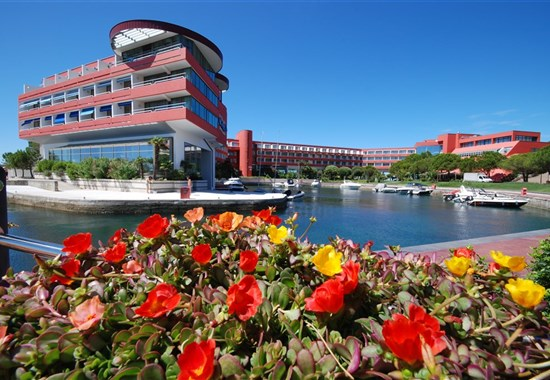 Hotel Histrion - Pobřeží jaderského moře -