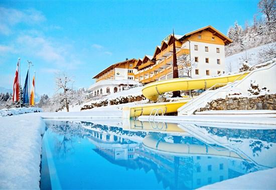 Ferienhotel Glocknerhof W21 - Sportberg Goldeck (Millstätter See a Drautal) -