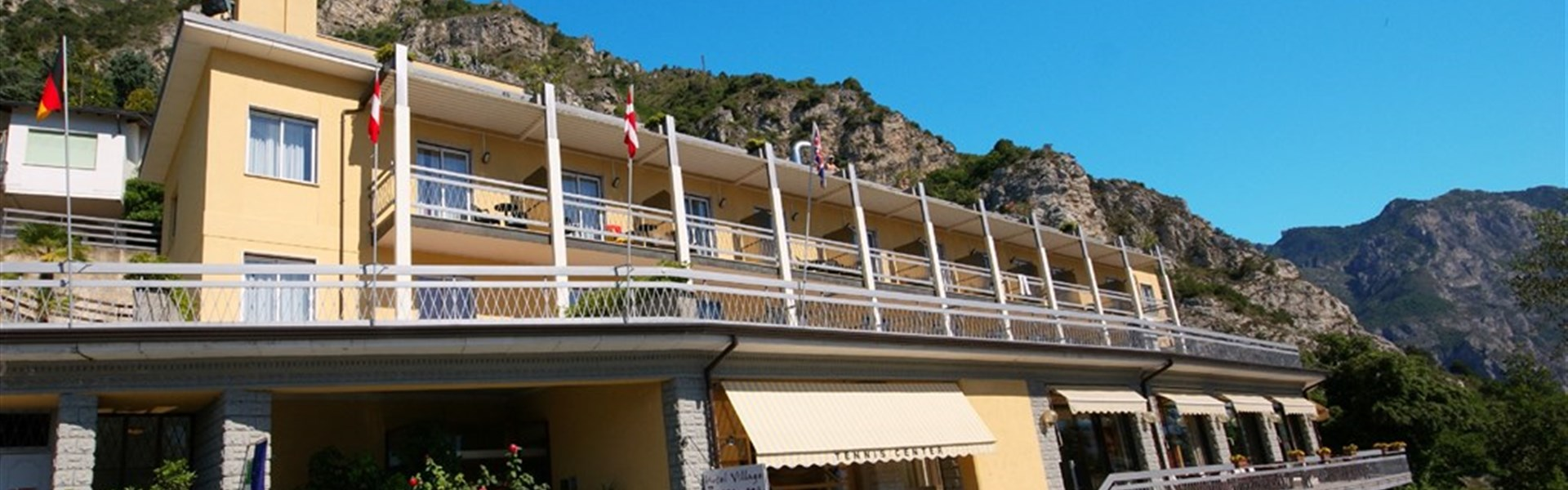 Hotel Bazzanega -