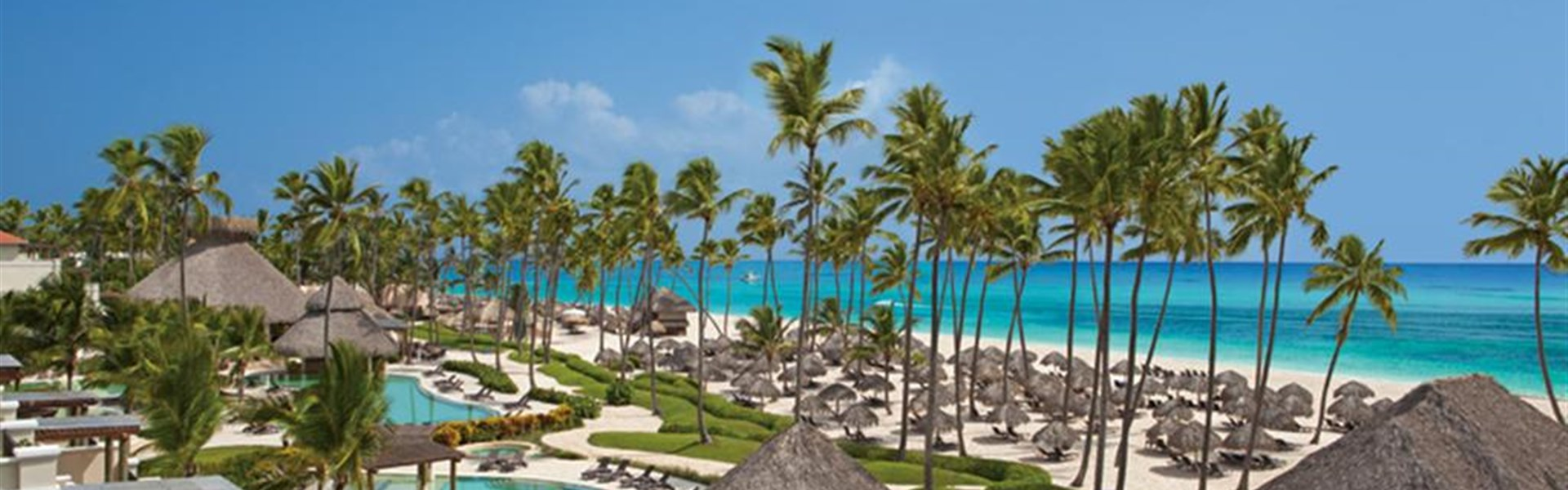 Marco Polo - Now Larimar Punta Cana (5*) -
