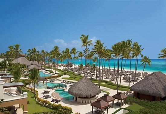 Now Larimar Punta Cana (5*) - Dominikánská republika -