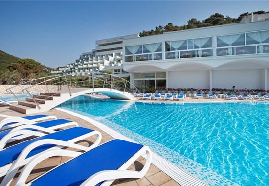 Hotel Narcis - Chorvatsko -