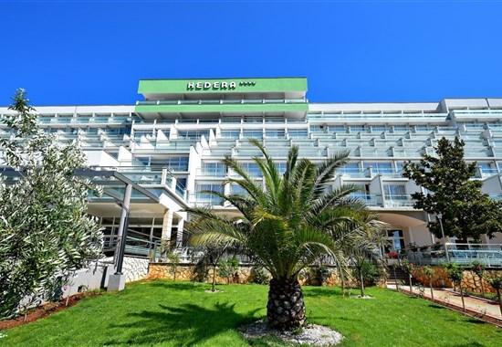 Hotel Hedera - Chorvatsko -