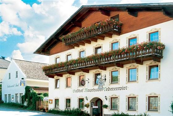 Marco Polo - Landgasthof Ledererwirt -