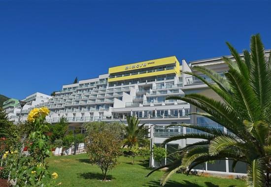 Hotel Mimosa/Lido Palace - Chorvatsko -