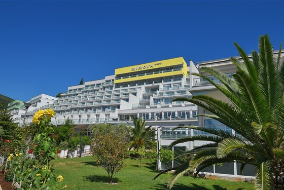 Marco Polo - Hotel Mimosa/Lido Palace -