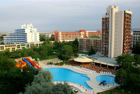 Marco Polo - Hotel Iskar -
