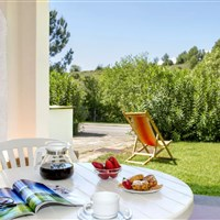 Il Pelagone Hotel & Golf Resort Toscana - Deluxe Apartmán MP2B - ckmarcopolo.cz