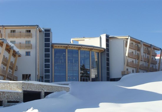 Hotel Le Blanc - Skirama Dolomiti -