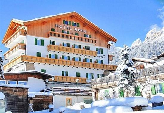 Hotel Rosa - Itálie