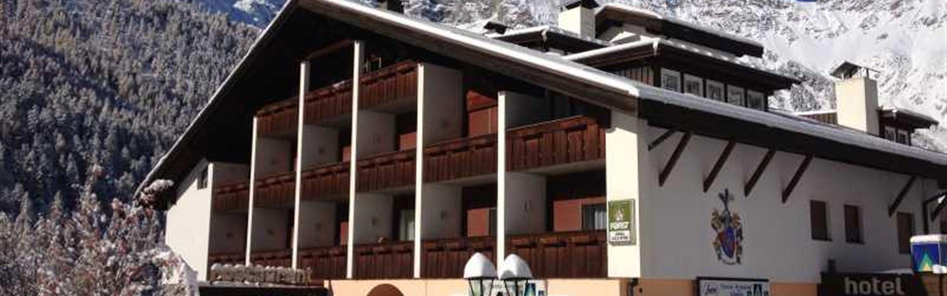 Hotel Alpina Mountain Resort -