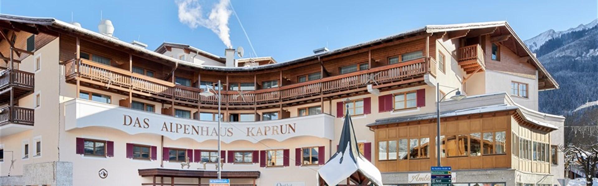 Das Alpenhaus Kaprun -