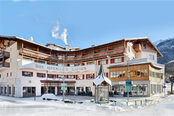 Marco Polo - Das Alpenhaus Kaprun -