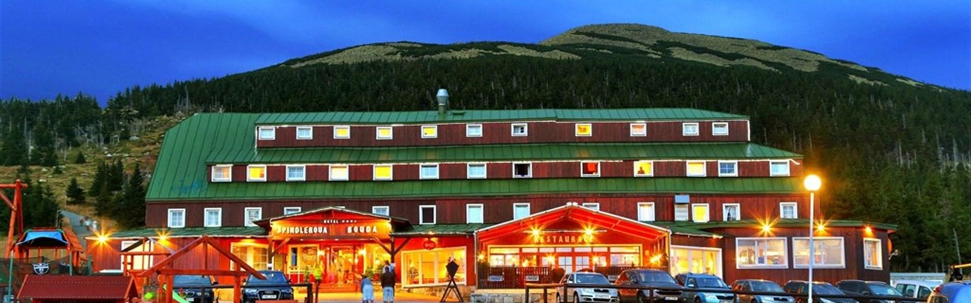 Hotel Špindlerova Bouda -